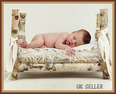 Handmade Newborn Bed Photo Prop Photography Photographer