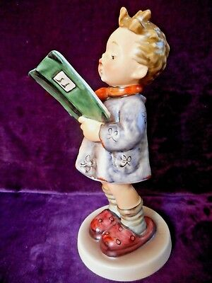 Goebel Hummel Figurine The Poet #397/i Tmk 7 First Issue 1994 Mint Condition