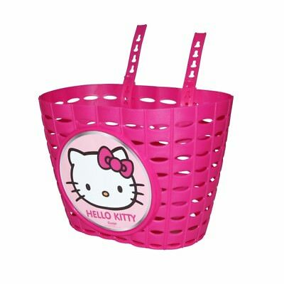 Panier av enfant  hello kitty rose fixation par sangle sur cintre - Sélection