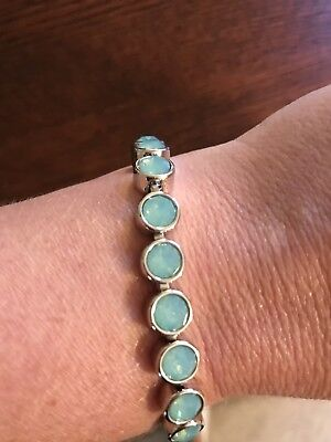 Touchstone Crystal by Swarovski - Pacific green opal