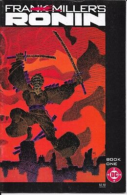 Ronin - Issue 1 - DC Comics - Frank Miller