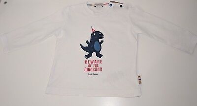 Baby Boys Paul Smith Tshirt Size 9 Months