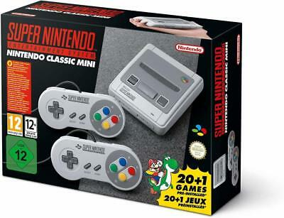 Super Nintendo Entertainment System - Classic Mini Edition