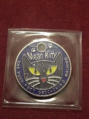 Pathtag #29639 - Mean Kitty Signature Coin