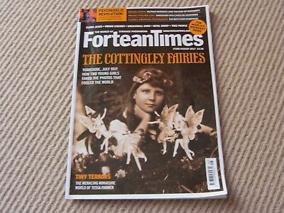Fortean Times - August 2017 Issue - FT356 - UK Magazine