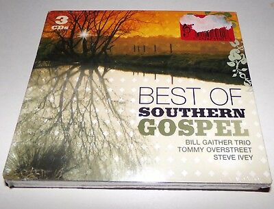 Best of Southern Gospel by Various Artists 3 CD Set - Brand New Sealed RARE