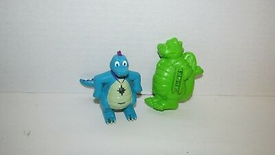 Dragon tale Ord figure cake topper and play doh dough mold cutter set