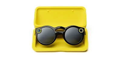 Snap Spectacles Camera Glasses For Snapchat in Black
