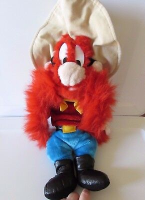 Yosemite Sam Warner Bros Looney Tunes Large Plush Doll 17""