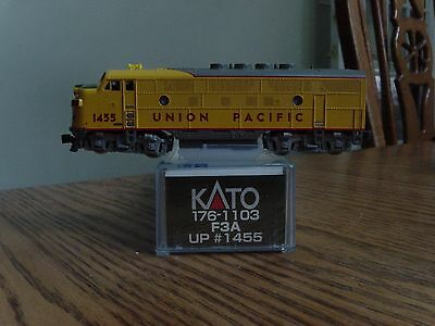Kato F3A  Diesel Union Pacific  Stock # 176-1103