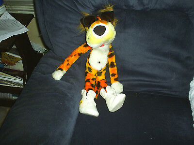 "20"" Chester Cheetah Plush Stuffed Toy Doll Cheetos Frito Lay Promo"