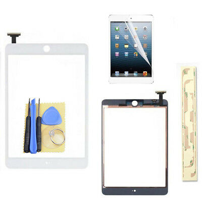 For iPad Mini 1& 2 Front Touch Screen Digitizer Glass Lens & Replacement New