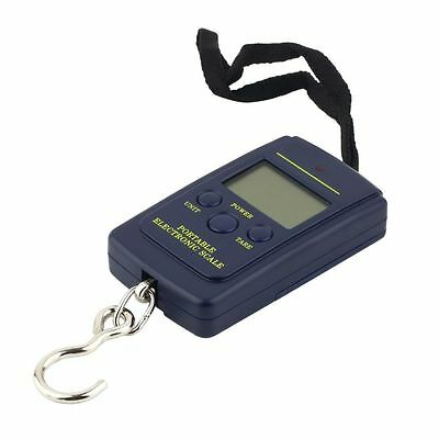40kg 10g Electronic Hanging Fishing Luggage Pocket Digital Weight Scale TH1