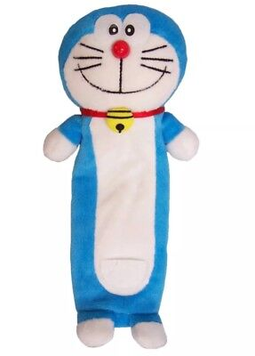 Kawaii Doraemon Japan: Long Body Pencil Case NEW Plush AUTHENTIC LICENSED NWT