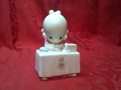 Precious Moments My Happiness Candle 1989