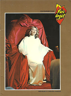 "Colm Wilkinson ""FIRE ANGEL"" Gaye Brown 1977 London FLOP Souvenir Program"