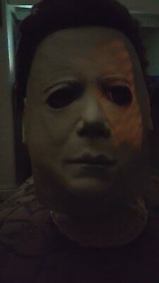 michael myers mask not freddy kruger not jason voorhees halloween costume latex