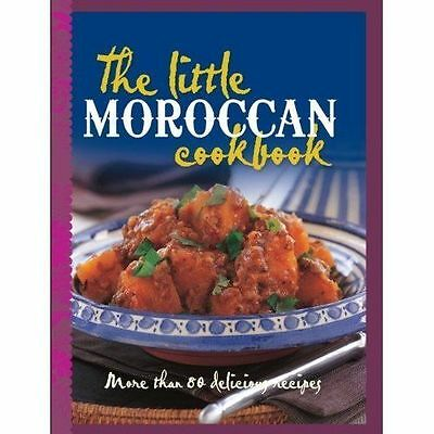 The Little Moroccan Cookbook (Little Book), 1743360673, New Book