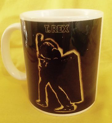 T Rex Electric Warrior (1971) -Album Cover On A. Mug