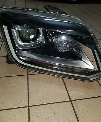 amarok headlight