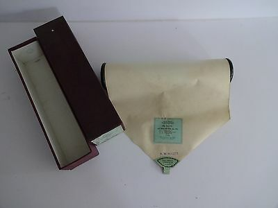 "Antique Pianola /Piano Music Roll-Themodist ""Stimmungen op.78"" Grieg"