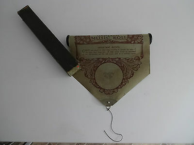 Antique Pianola / Player Piano Music Roll-Universal-Moment Musical No 3 Schubert