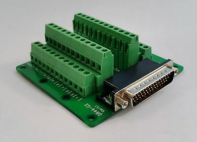 DB44 DSUB 44-pin Male Adapter Breakout Board Connector (D21)