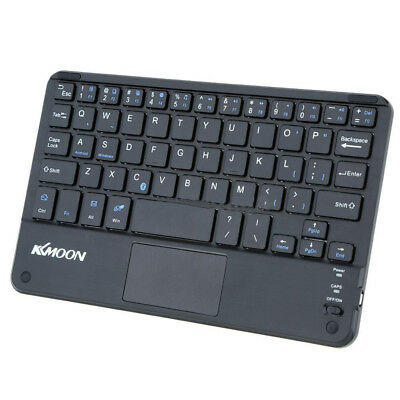 New Slim Mini Bluetooth Wireless &Keyboard TouchPad for PC Laptop Tablet Android