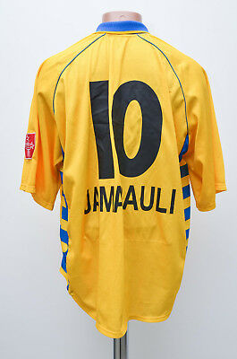 Zurich Switzerland 2000/2001 No Match Worn Football Shirt Jersey Fila Jamarauli