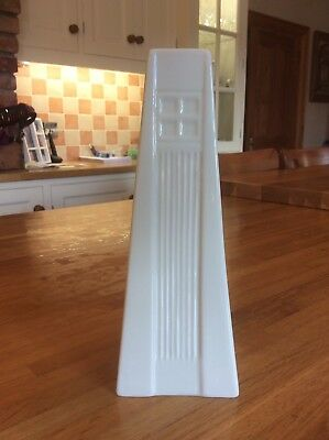 Belleek Living China Candlestick