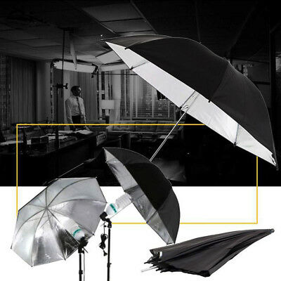 Photography Umbrella Photo Video Studio Continuous Soft White Lamp Light Hot Kit
