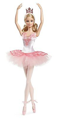 MATTEL Barbie Collector Ballet Wishes Doll 2016 NEW