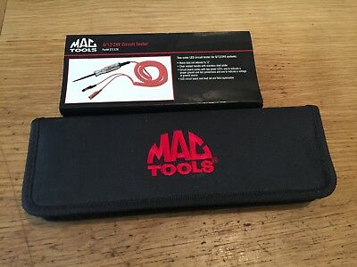 Mac Tools, 6/12/24V Circuit Tester