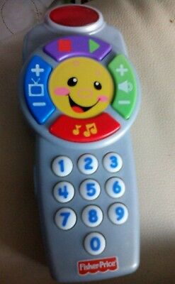 Fisher Price Remote Control with sound/light