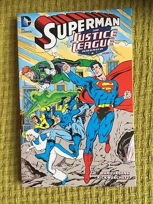 Superman and the Justice League volume 1