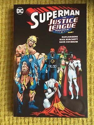 Superman and the Justice League volume 2