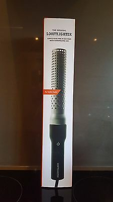 Looftlighter.70018, UK Seller,Charcoal BBQ,Fireplace, Stove Lighter,Electric,