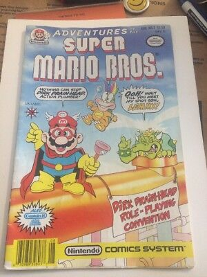 Adventures of the Super Mario Brothers (1991) #7