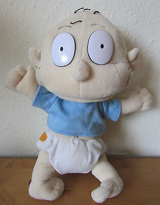 """Fab 12"""" *tommy Pickles*  Rugrats Rugrat Plush Soft Toy - Nickelodeon"""