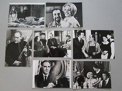 "Piccoli ""Le Charme Discret De La Bourgeoisie"" Bunuel Lot De 7 Photos Cinema Em"