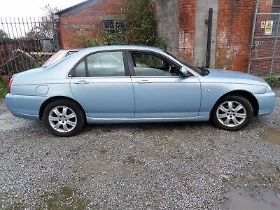 2005 Rover 75 Connoissuer 1.8T 62K Mot 30/03/18 3 Owners. Getting Collectable