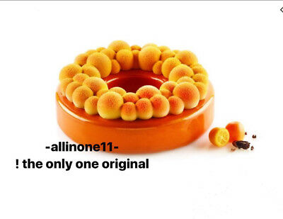 The original product. Pro Edition,3D silicon mold for cake. Cherries crown shape