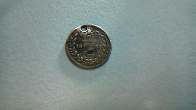 1834 3d Coin William IV