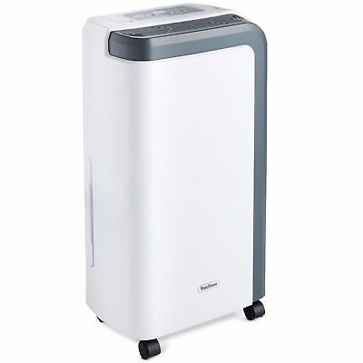 12L Electric Dehumidifier for Homes Offices- 12L Daily Extract