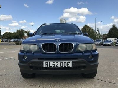 Special BMW X5 3.0i Auto Sport 4x4 -  Great Spec - Drives GREAT! NEEDS ATTENTION