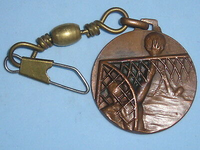Italy Olympics Copper Medal Water Vollyball 30Mm  (129