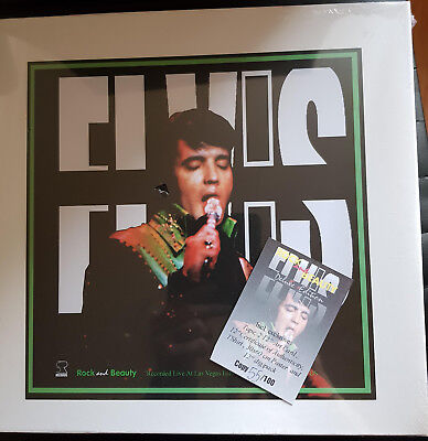 Elvis Collectors - Rock And Beauty -  Deluxe Edition - Free Shipping