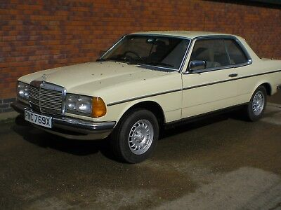 Mercedes 230Ce - 1 Owner 35 Years - Nice Car