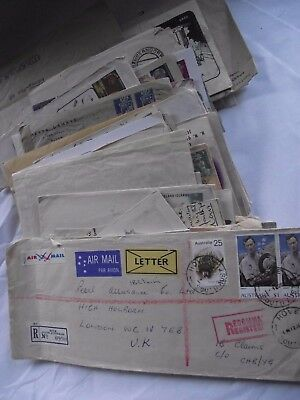Job Lot (Mixed)  100+ FDCs and Covers - Various Ages, Countries & Topics(LOT F)