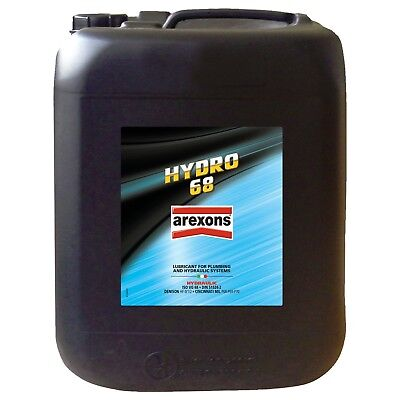 Huile Hydraulique Hydro 68 (20 Litres) Arexons